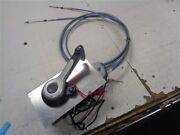 Yamaha Shift And Throttle Control Box W / 13and039 Cables 161381 Marine Boat