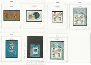 Russia, Postage Stamp, 4928, 5062, 5127, 5299 Mint, 5977a-c Used, Space, Jfz