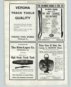 1921 Paper Ad Peter Gray And Sons Railroad Lamps Lanterns Locomotive Stokers