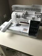 Sewing Monograming And Embrodiery Maxhine. Brother Like New Touch Screenandnbsp