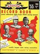 Nascar Yearbook 1955-lee Petty-chuck Arnold-jim Reed-rare