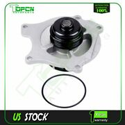 Water Pump Fits 06-11 Cadillac Dts Buick Lucerne 4.6l Dohc Northstar