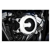 Vance And Hines Rogue Filter Chrome For Harley-davidson Dyna Flt 00-17