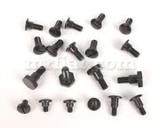 Fiat 124 Spider Convertible Top Frame Screws New