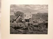 George A. Tice California 1965 Gelatin Silver Photograph Signed/stamped