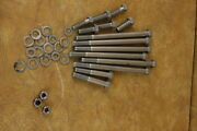 Johnson Evinrude Power Head Bolts Set Of 14 1978-2012 And Later 10-300hp