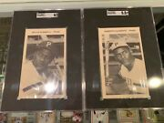 1971-72 Pittsburgh Pirates Team Issue Photo Pack Set Roberto Clemente Sgc 5.5