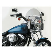 N.cycles Switchblade Shorty Windshield, Tint For Harley-davidson 84-07
