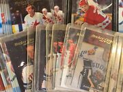 1995-96 Swedish Semic Wien World Championships Hockey Pick Your Card Or Pack