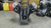 08 Moto Guzzi Norge 1200 Engine Motor Has Fire Damage
