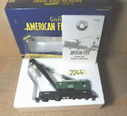 American Flyer Union Pacific Crane 6-49021 By Lionel,vg,ob W/instruction