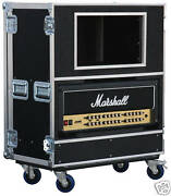 Ata Case Marshall Jvm 410h With 8 Space Rack And Storage Area
