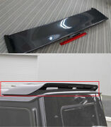 Carbon Rear Spoiler Stop Signal For Mercedes-benz G-class W463 Amg Brabus Style