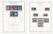 Congo Peoples Republic Stamp Collection On 24 Pages, 1960-1977