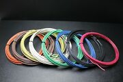 10 Gauge Thhn Wire Stranded 8 Colors 100 Ft Each Thwn 600v Machine Awn Cable Awg