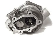 Gt2871r Turbo With .64 A/r Int W/g Vb25 Entry Turbine Housing W/14 Psi Actuator