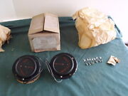 Nos 1938 1939 1940 Ford Panel Delivery Turn Signals Oem F-100 38
