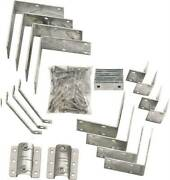 New Playstar Ps 1005 Steel Commercial Grade Dock Kit, 4and039x10and039