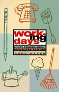 Working Days Stories About Teenagers At Work Paperback Anne Mazer