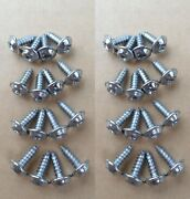 32 Show Quality Wheel Well Molding Screws Fits Gm Car/truck Cadillac Olds Buick