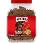 Milk-bone Soft And Chewy Beef And Filet Mignon Recipe Dog Snacks 37 Oz.