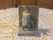 Used Pewter Babe Ruth. Great Moments In Baseball. Cooperstown Collection.