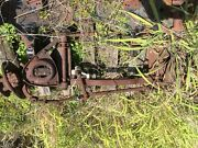 Jaguar Mkx, 420g Early Daimler Limousine Front Suspension Subframe And Steering