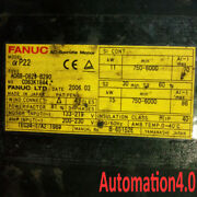 1pc Used Fanuc A06b-0829-b290 Tested It In Good Condition A06b0829b290