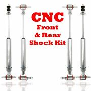 1970 - 1988 Chevrolet Monte Carlo Front And Rear Performance Shocks Hot Rods