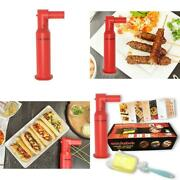 Easy Kabob Maker - Grilling And Bbq Gadget