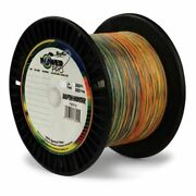 Power Pro Depth Hunter Braided Line Marked Multicolor 333, 500, 1500, 3000yd