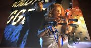Annette Bening Mars Attacks Actress Signed 11x14 Photo Coa 5