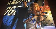 Annette Bening Mars Attacks Actress Hand Signed 11x14 Photo Coa 4