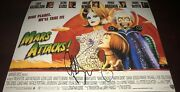 Annette Bening Mars Attacks Actress Hand Signed 11x14 Autographed Photo Coa 1