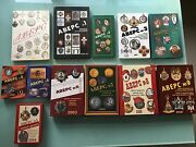 Full Set 12 Avers Russian Soviet Orders Badges Price Guide Book/catalog.signed