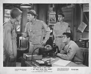 At War With The Army Original Lobby Still Photo Jerry Lewis/dean Martin