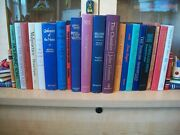 Lot Of 20 Old Collectible Books 1952 - 1994 Hardcover