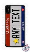 Alabama State Personalized Custom Phone Casecover For Iphone Samsung Lg Google