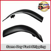 Roof Moldings Left Driver And Right Passenger For 99-07 Ford Super Duty Upgraded