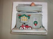 Harley Davidson The First Factory 1993 Christmas Candy Dish New 99490-93z