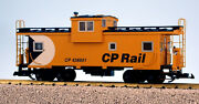 Usa Trains G Scale 12119 Extended Vision Caboose C P Rail