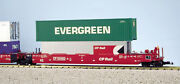 Usa Trains G Scale Intermodal 5 Unit Articulated Set R17156 Canadian Pacific No