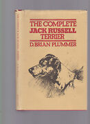 The Complete Jack Russell Terrier, D. Brian Plummer, 1995 Hardcover With Dj