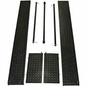20 Motorcycle Table Lift Side Extension Kit For Atv Servicing Use Bw-1000a-sid