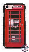 Telephone Booth Public Call Box Phone Case Cover For Iphone Samsung Google Lg