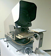 Mitutoyo Ph-350 Optical Comparator Profile Projector Made In Japan