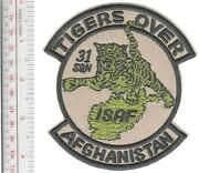 Nato Tigers Belgium Air Force Afghanistan 31st Fighter Squadron Tigers Over Afgh