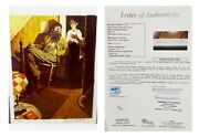 Norman Rockwell Huck Finn Lit Candle Lithograph Hand Signed Artist Proof W/coa