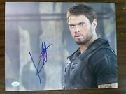 Expendables Kellan Lutz Autographed Signed 11x14 Photo Coa 1