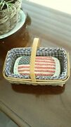 Andnbsplongaberger Miniature Basket Collection. Set Of Three With Liners And Protectors